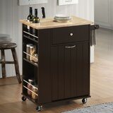 Soderquist Kitchen Cart by Canora Grey