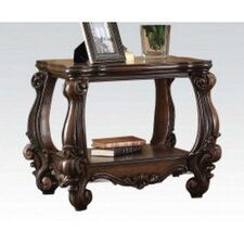 Versailles Wood End Table by A&J Homes Studio