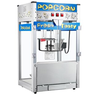 12 Oz. Pop Heaven Popcorn Machine