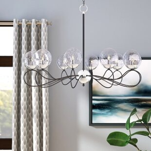 Causeway 10-Light Sputnik Chandelier