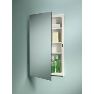 Affordable Price Focus 16 x 26 Recessed Medicine Cabinet By Jensen