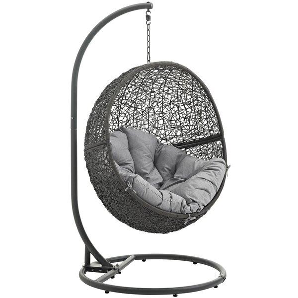 sc 1 st  Wayfair & Double Swing Chairs u0026 Hammock Chairs Youu0027ll Love | Wayfair