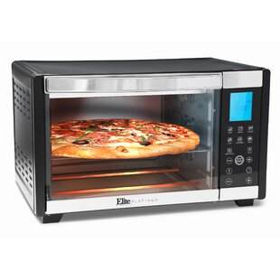 6 Slice Platinum Convection Toaster Oven