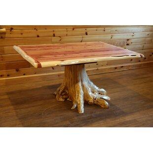Log Cabin Dining Room Table Wayfair