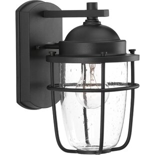 Kearney Wall Lantern by Breakwater Bay