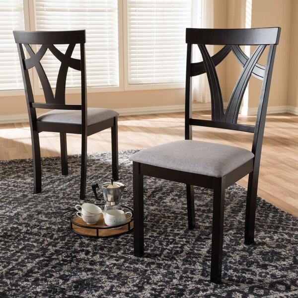 Geometric Dining Chair Wayfair