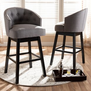 Bayless 31 Swivel Bar Stool (Set of 2)