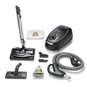 Stealth 2 HEPA Sealed Canister Vacuum