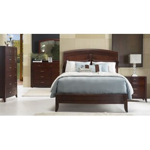 Travis Platform Configurable Bedroom Set by Mistana