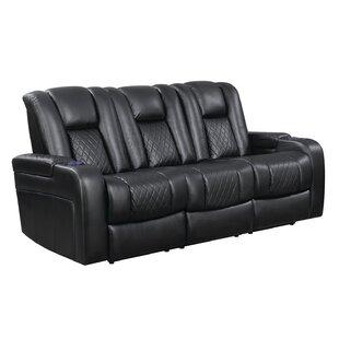 Latitude Run Bela Reclining Power Motion Sofa