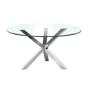 Arche Sleek Dining Table by Orren Ellis