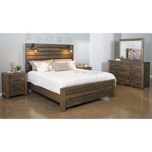 Tripp Panel 5 Piece Bedroom Set