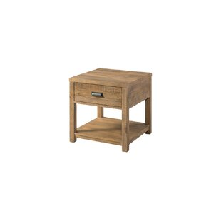 Ulysses End Table by Loon Peak