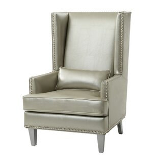 Rhinecliff Wingback Chair by Willa Arlo Interiors