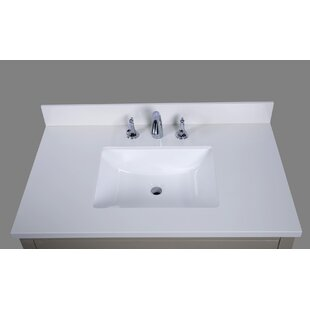 Thos 37 Single Bathroom Vanity Top