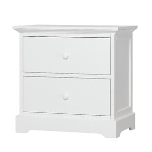 Affordable Chesapeake 2 Drawer Nightstand by Centennial Reviews (2019) & Buyer's Guide