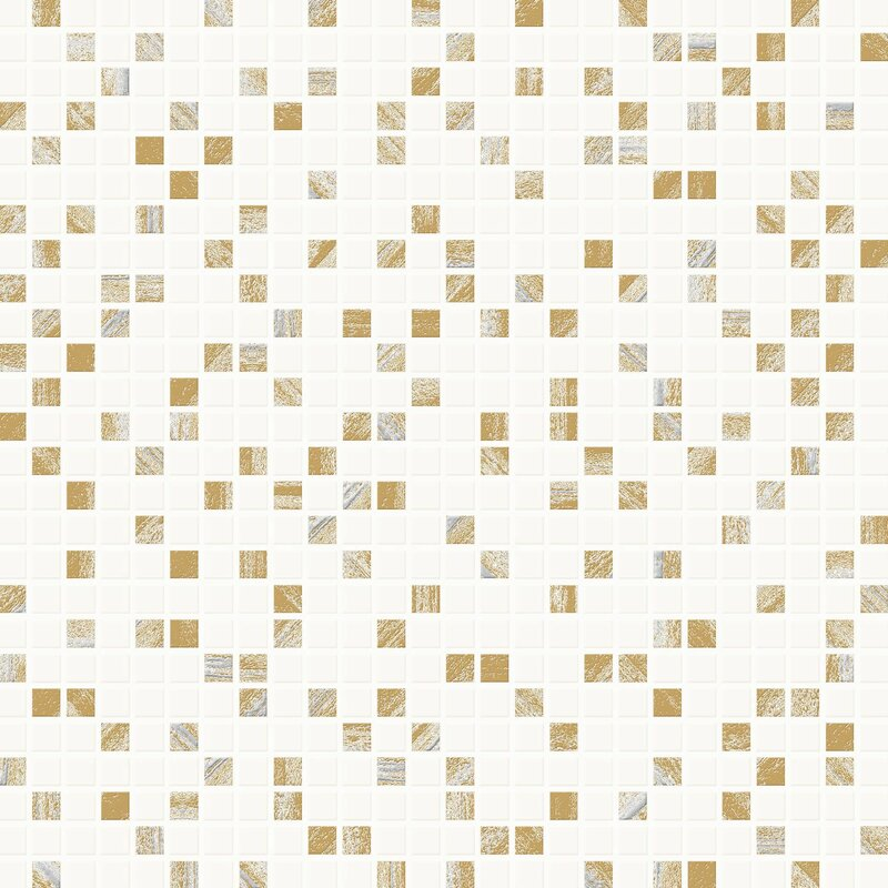 Contour Aurora Wallpaper From B Q: Boutique Contour Aurora 10m X 52cm Matte Wallpaper Roll