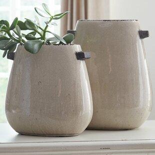 Upton 2 Piece Table Vase Set