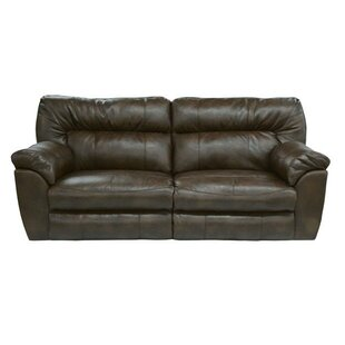 Nolan Extra Wide Reclining Sectional by C..