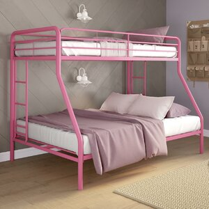 Dundressan Twin Over Full Bunk Bed
