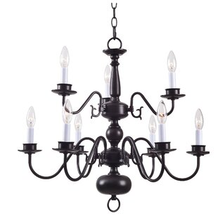 Reviews Nielson 9-Light Chandelier By Astoria Grand