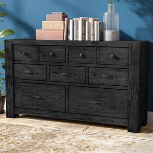 Harriet Bee Fairman 7 Drawer Standard Dresser
