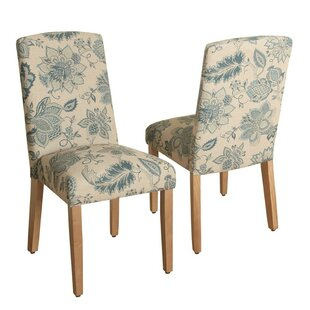 Rasberry Upholstered Dining Chair (Set of 2)