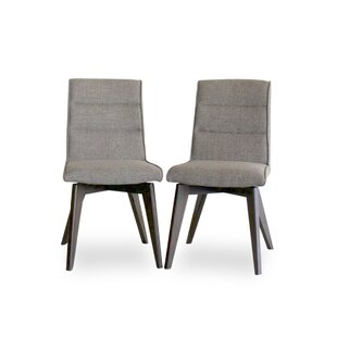 Kirt Upholstered Dining Chair (Set of 2) Ivy Bronx