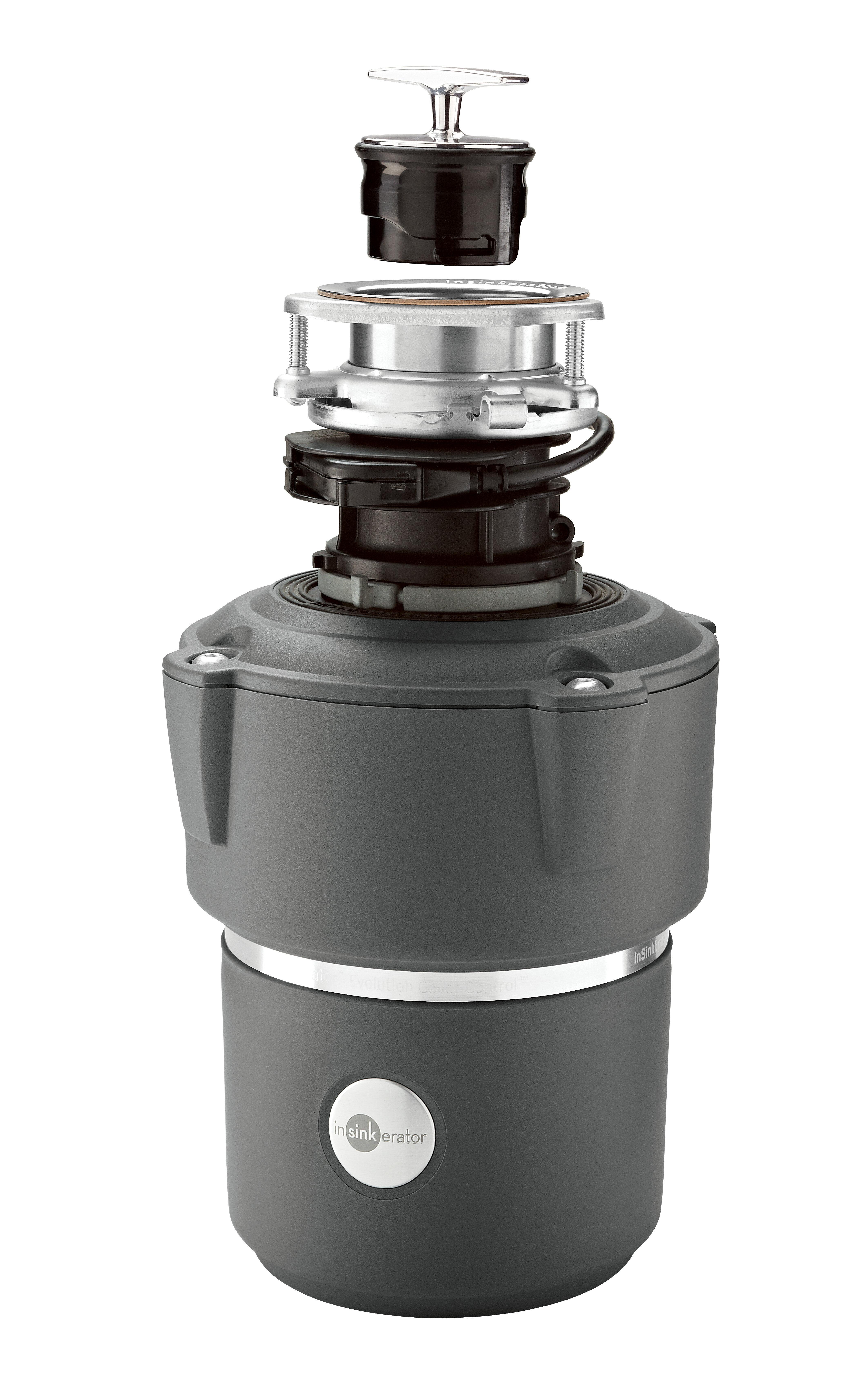 Insinkerator Evolution 3 4 Hp Batch Garbage Disposal Wayfair