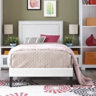 Savings Eyre Upholstered Platform Bed by Ivy Bronx Reviews (2019) & Buyer's Guide