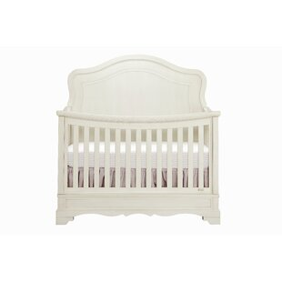 Best Schlosser 4-in-1 Convertible Crib By Harriet Bee