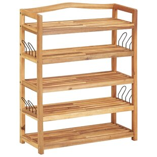 15 Pair Shoe Rack By Brambly Cottage