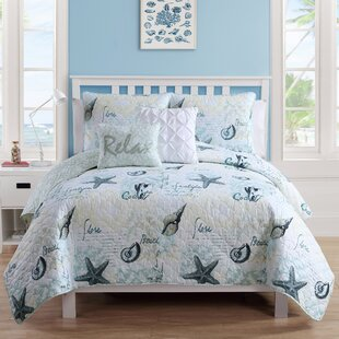 Sneads Reversible Quilt Set