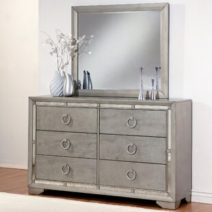 Willa Arlo Interiors Greenwich 6 Drawer D..