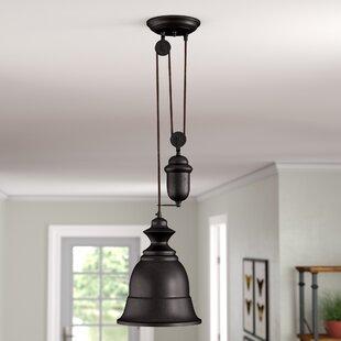 Elsenborn 1-Light Bell Pendant