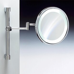 Wall Mounted Round Magnifying Mirror ByWindisch by Nameeks
