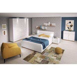 Orren Ellis Venatici Queen Storage Platform Bed with Mattress