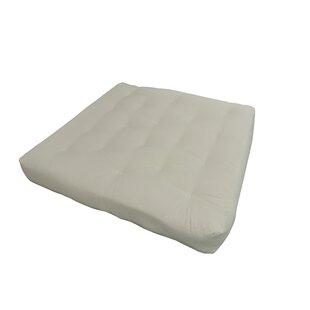 Feather Touch I 7 Cotton Loveseat Size Futon Mattress