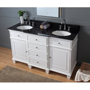 Cousin 60 Double Bathroom Vanity Set By Charlton Home