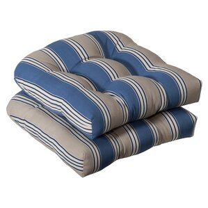 carrigan outdoor dining chair cushion set of 2