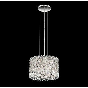 Sarella 8-Light Chandelier by Schonbek