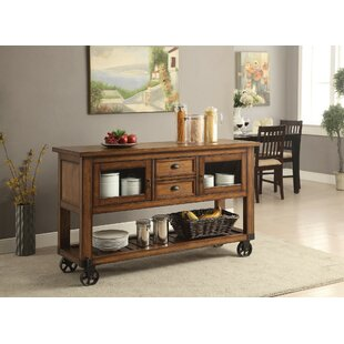 Rybicki Kitchen Cart