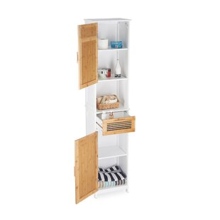 39 X 180cm Free-Standing Cabinet By Symple Stuff