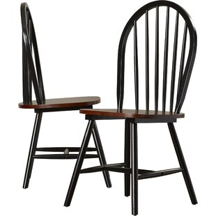 Bella Solid Wood Dining Chair (Set of 2)