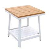 Kurtz Plastic/Resin Side Table