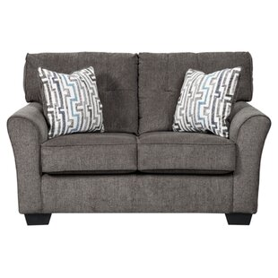 Comparison Fitch Loveseat by Alcott Hill Reviews (2019) & Buyer's Guide