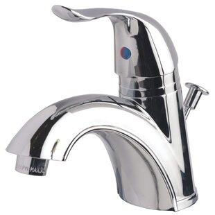 Laguna Brass Bathroom Sink Faucet with Drain..