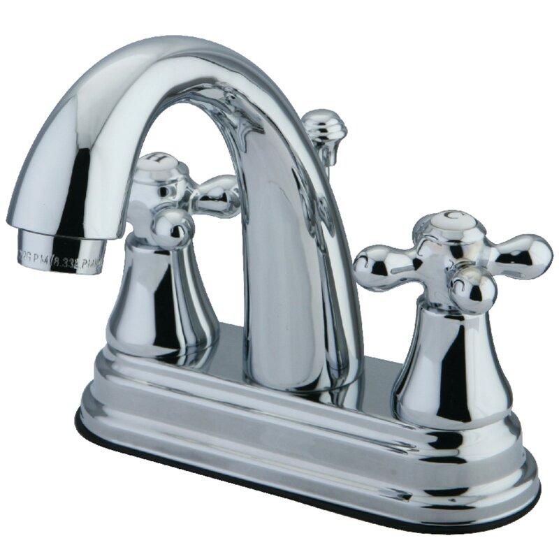 Kingston brass english vintage fauceture single