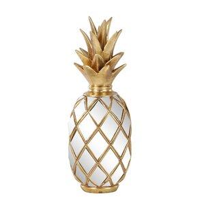 Pineapple Resin Sculpture