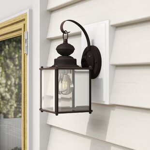Sprague 1-Light Outdoor Wall Lantern